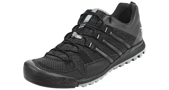 adidas Terrex Solo Schoenen grijs/zwart
